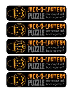 Jack o lantern tags 2000  collage